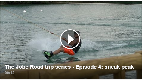 The Jobe Road trip series: episode 4 is coming up!