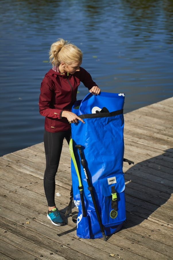 Store your watersports gear properly