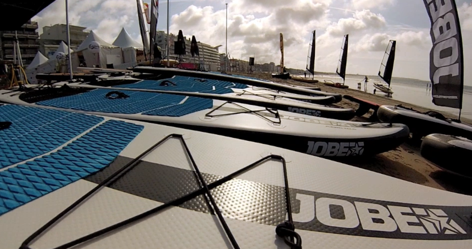 Aftermovie of the Jobe SUP Summer Cup 2015 in France!
