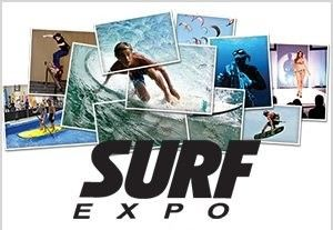 Jobe premiere at Surf Expo