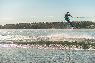 Love Wakeboarding? Love the Unix!