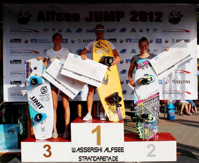 The International ADW Alfsee Open results