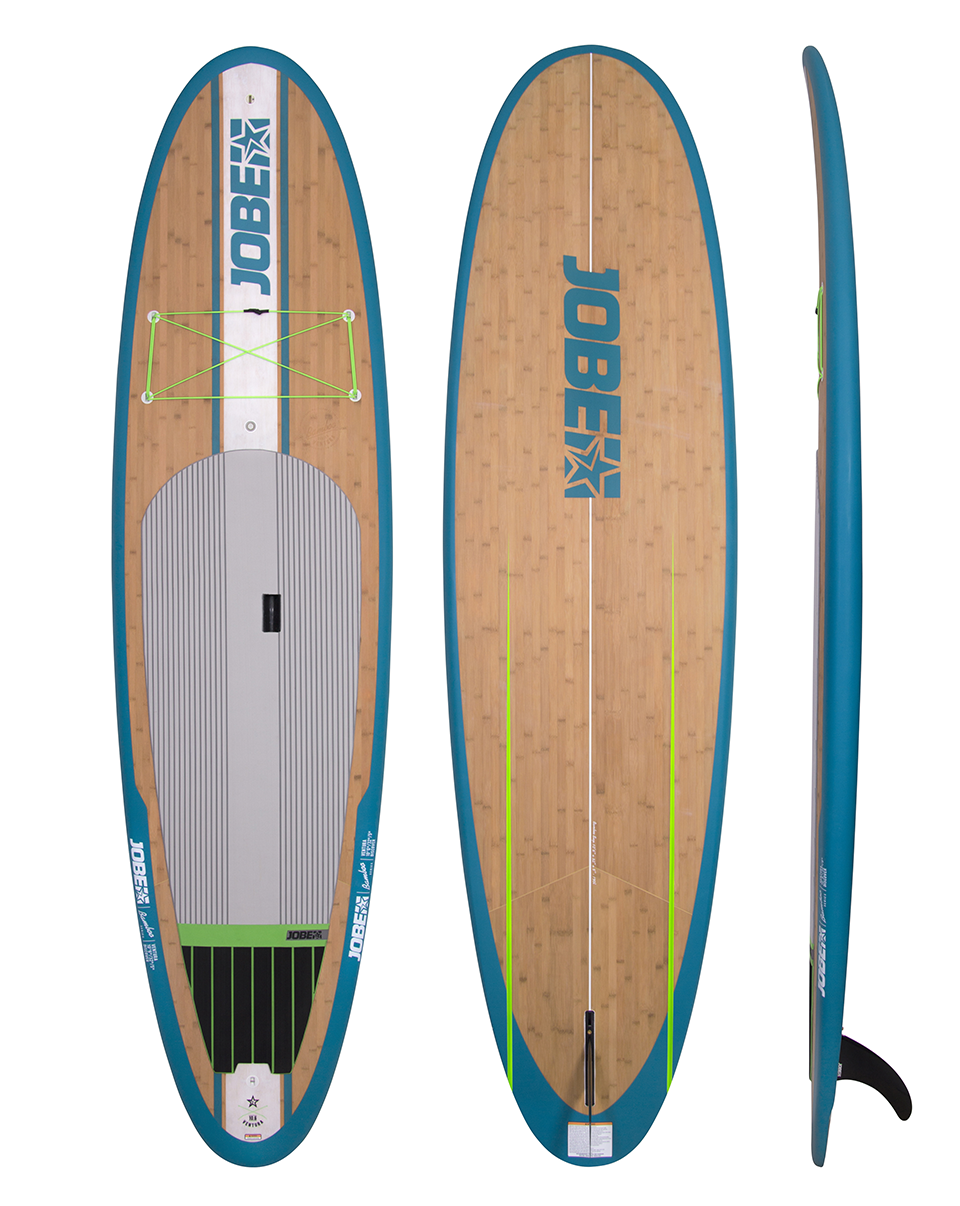 A closer look: the bamboo and inflatable 10.6.