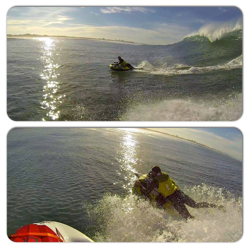 Get ready and try something new: Wave tubing!