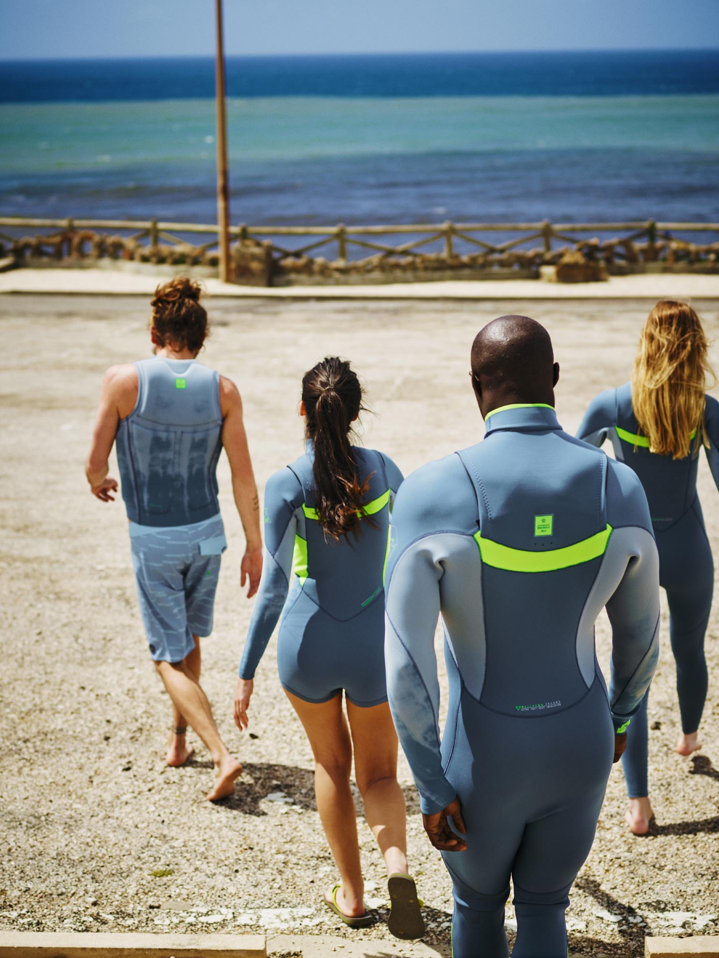 Choose your wetsuit wisely: Temperature matters